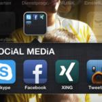 Twitter, Facebook und mein Kind