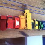 Spaß 12/13 – Bunt, ja bunt sind alle meine Autos