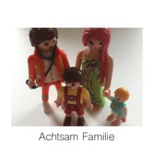 Achtsam Familie