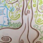 Erkenntnisse der Woche: Malen befreit !