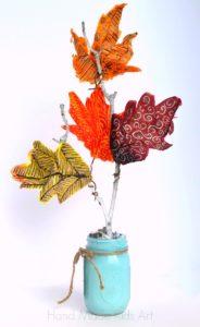 zentangle_leaves_hmka_pin