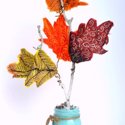 Spaß 32/14 – Herbstbasteleien