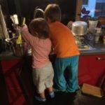 Ein Herz und zwei Kinder