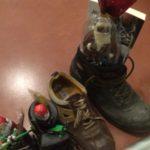 Erkenntnisse der Woche – 4 Schuhe