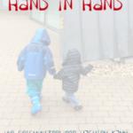 Hand in Hand I Ein Aufruf zu Fragen rund um die Geschwisterbeziehung