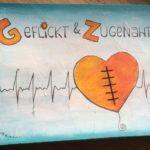 Geflickt und zugenäht – ein Herzensprojekt