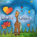 Giraffe Gilda für Herzkinder