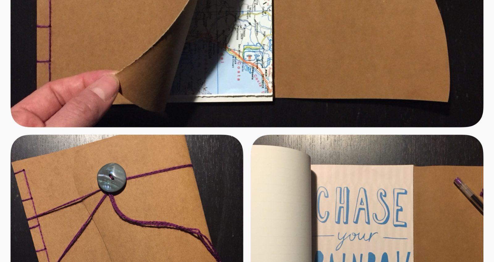Creadienstag :: Ein Reisetagebuch