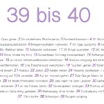 39 bis 40