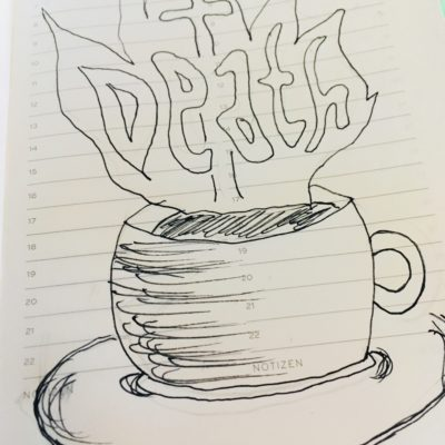 Neulich im Death Cafe